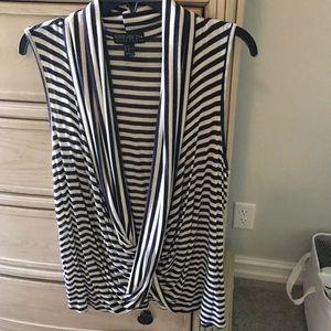 Forever 21 striped shirt